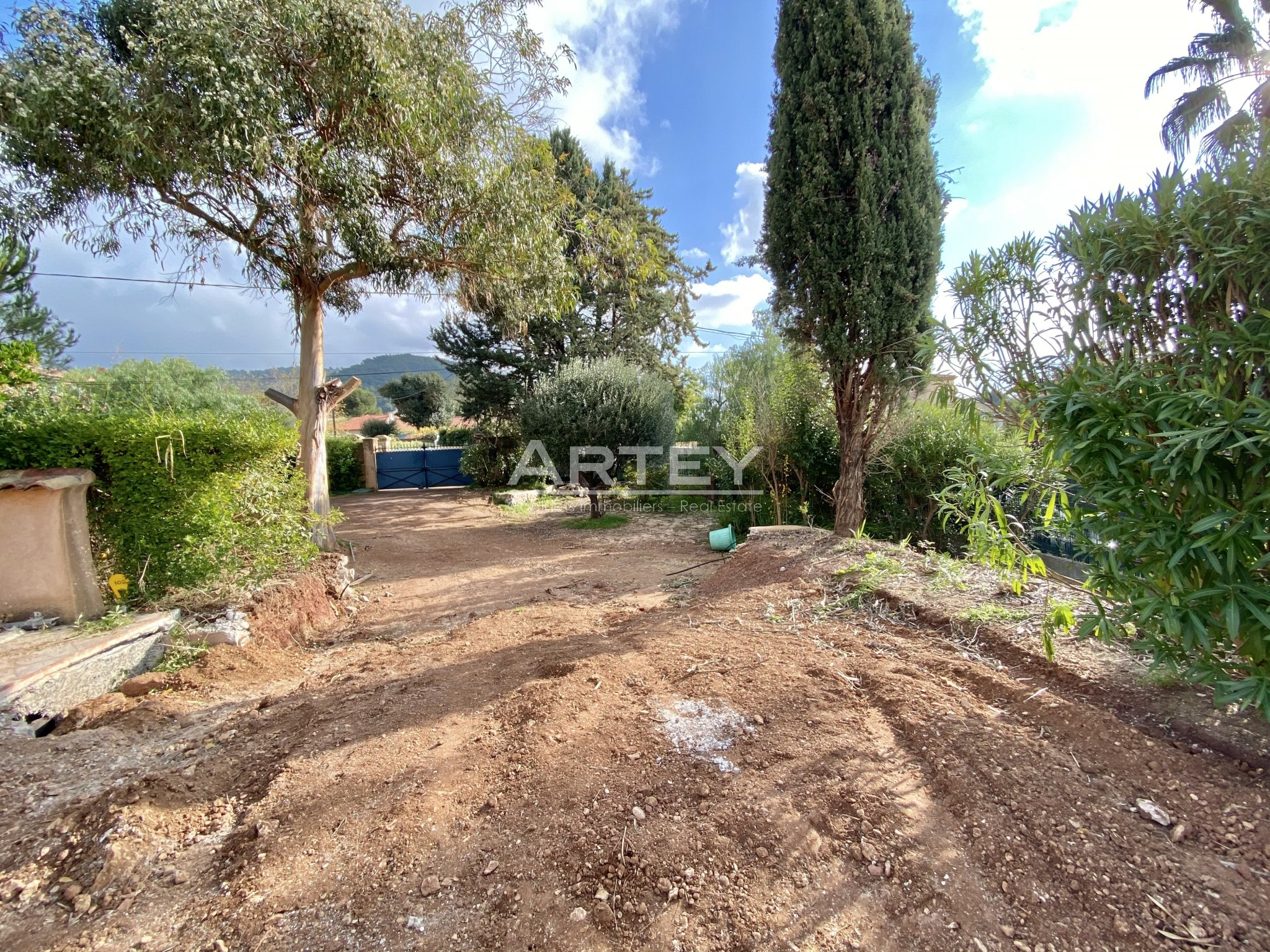 For sale Land Carqueiranne